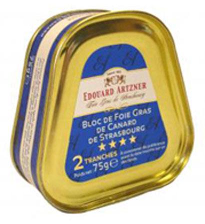 BLOC FOIE GRAS DE CANARD 75g-0