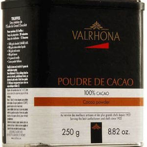 VALRHONA CACAO POUDRE 250g-0