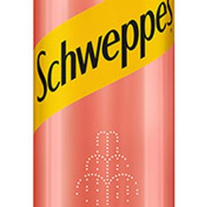 SCHWEPPES PINK GRAPEFRUIT 33cl TIN -0