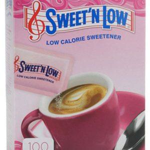 SWEET 'N LOW (100 ΦΑΚΕΛΑΚΙΑ)-0