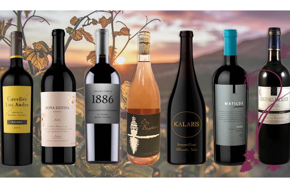 SOMMELIER'S CHOICE AWARDS-Τα πιο δελεαστικά κρασιά του 2020!